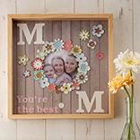 Muttertags-Sammelalbum