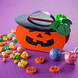 Halloween-Geschenktasche