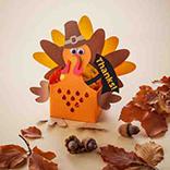Thanksgiving-Geschenkbox