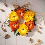Thanksgiving-Blumenkranz