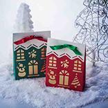Weihnachts-Geschenkbox