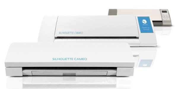 SILHOUETTE CAMEO - Historie
