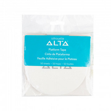 Alta build plate tape, 50 sheets