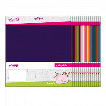 plottiX PremiumFlex 30cm x 30cm - 3er-Pack