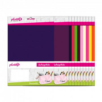 plottiX PremiumFlex 20cm x 30cm - 3er-Pack