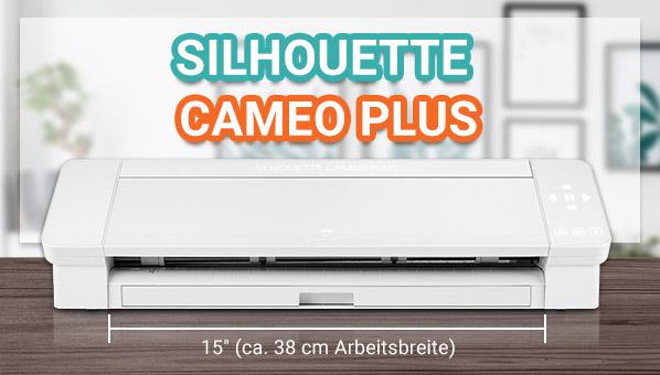 SILHOUETTE CAMEO 4 PLUS