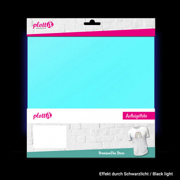 plottiX PremiumFlex - 30cm x 30cm - 3er-Pack Disco