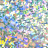 plottiX EffektFlex 20cm x 30cm - loose Diamond