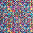 plottiX DesignFlex - 20 x 30cm - lose Kaleidoscope
