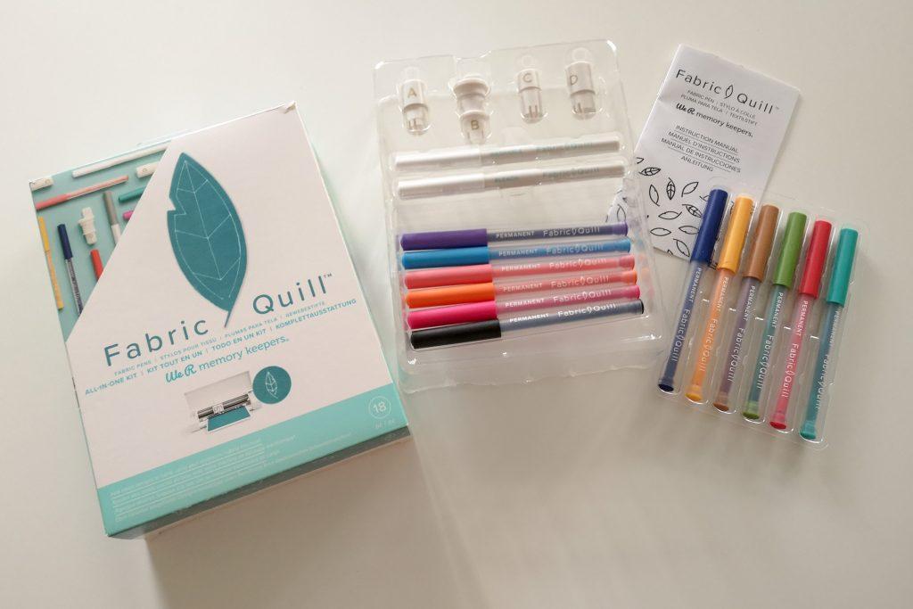Fabric Quill Starter Set