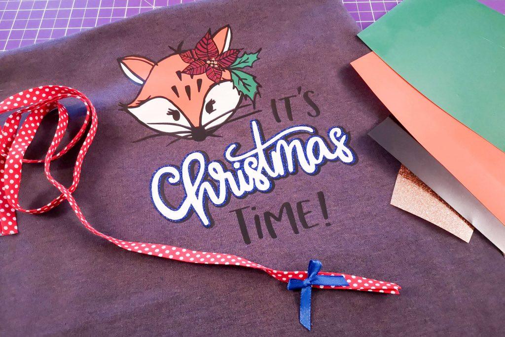Christmas Time Plot