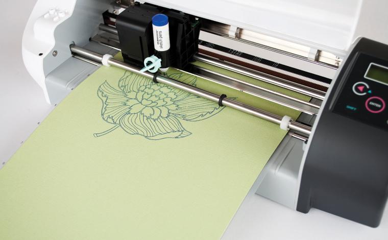 Zeichnen mit deinem CraftROBO