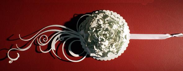 Blumen Deko-Hängerchen