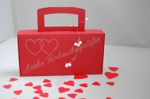 Der Koffer für persönliche Geschenke