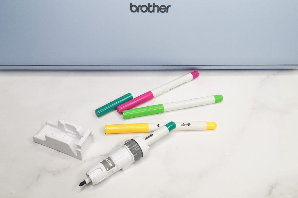 Brother Universal Stiftehalter Sublimationsstifte