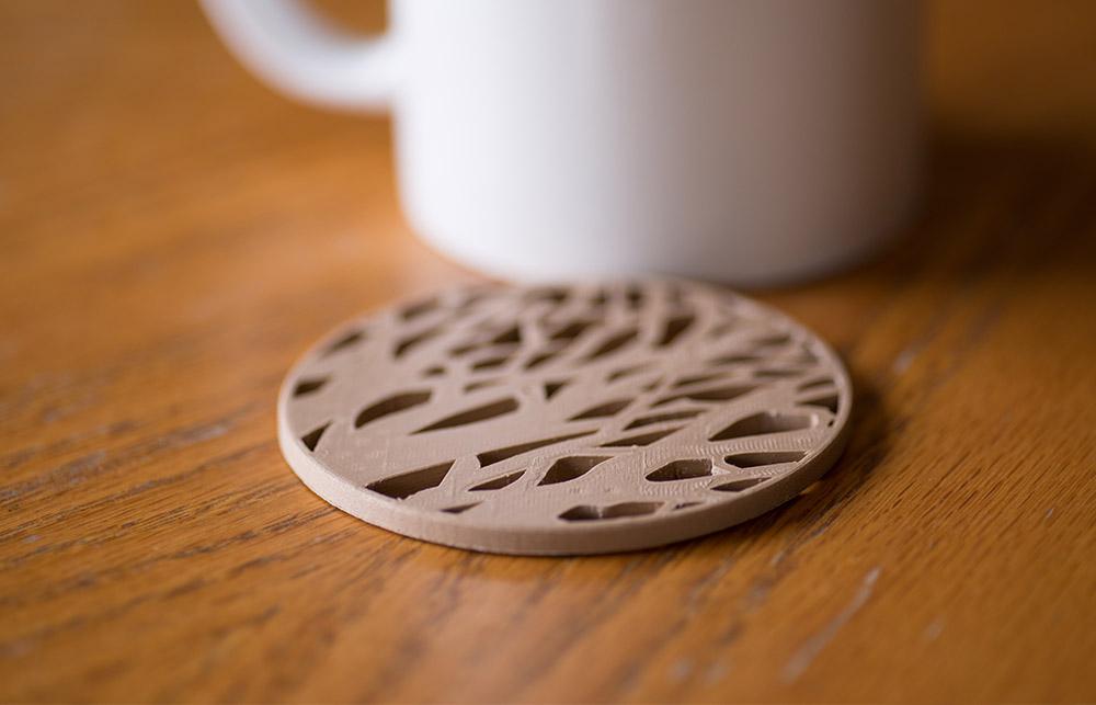 Mit Ihrem 3D Drucker können Sie verschiedene Dekorationen und viele Hilfsmittel bequem selber drucken. Und das beste? – Genau nach Ihrem Geschmack!