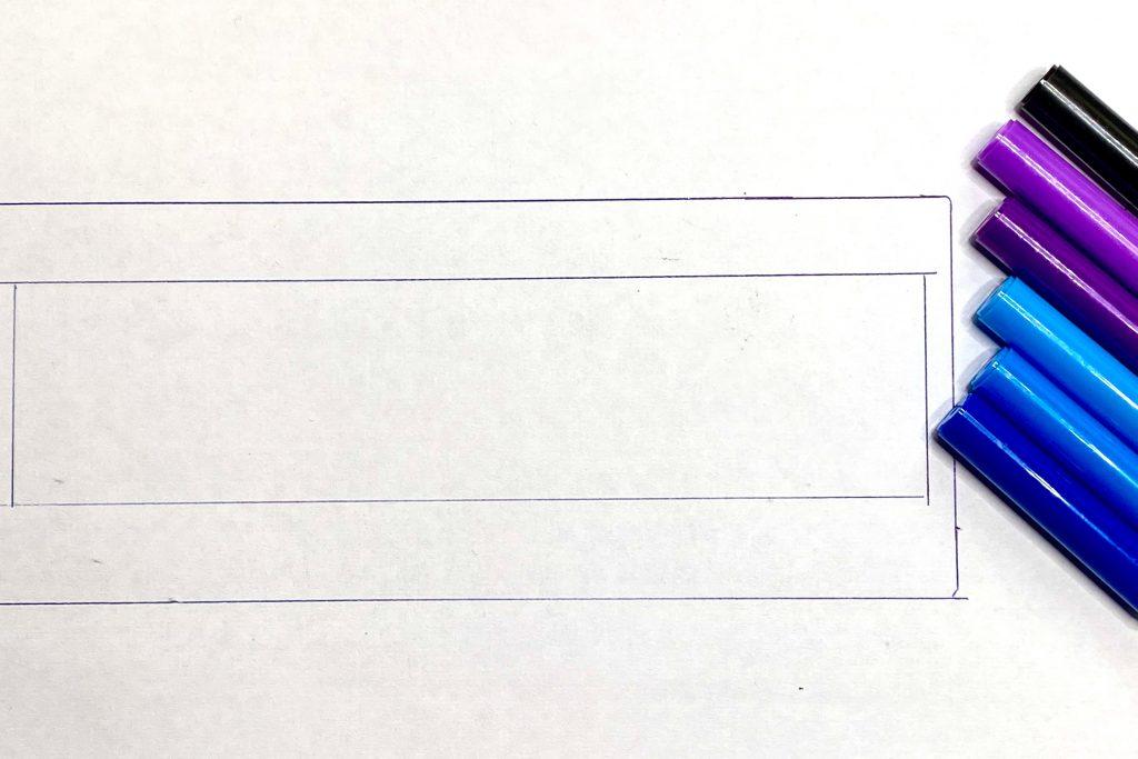 Zeichenbereich ausmessen und aufzeichnen
