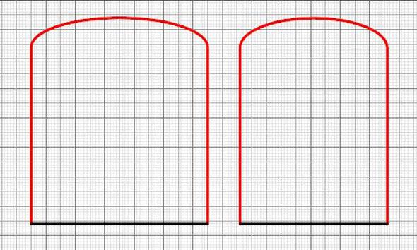 8-Form-mit-Linie-schließen