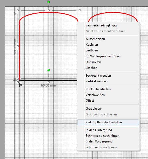 9-beide-Teile-der-Form-makieren-Rechtsklick-Verknüpften-Pfad-erstellen