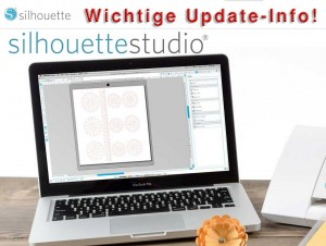 Silhouette Studio Upgrade