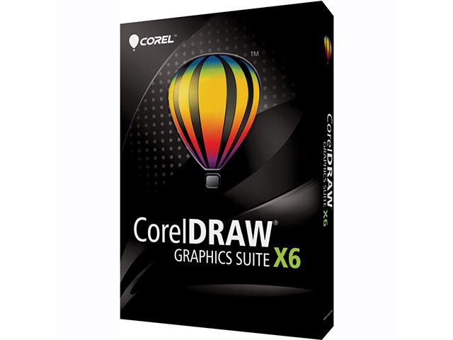 Corel DRAW Graphics Suite X6