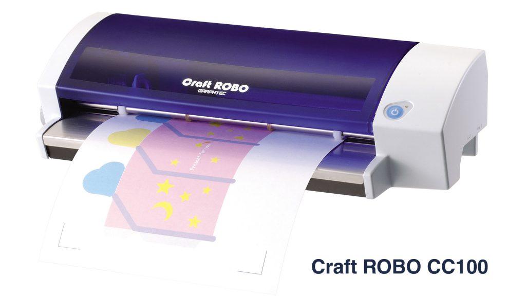 Craft ROBO CC100