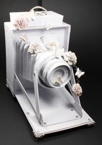 Vintage Kamera - Vorderseite