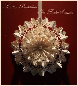 Christmas Ornament - Kreative Bastelideen von Iris Benkel-Sommer