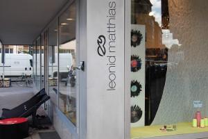 Das Ladengeschäft in Frankfurt