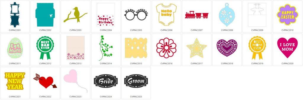 Designmuster - 25 Designs
