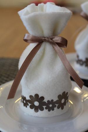 Kuschelige Fleece-Eierwärmer - selbst gestaltet