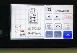 CM900 Display Anzeige