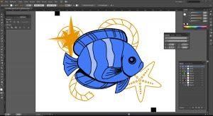 maritime Applikationen für Fisch in AI