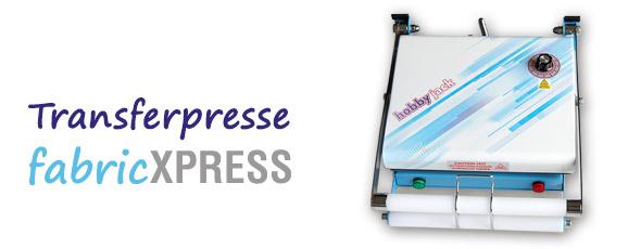 Transferpresse fabricXPRESS