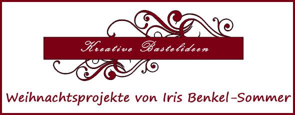 Weihnachtliche Projekte von Iris Benkel-Sommer