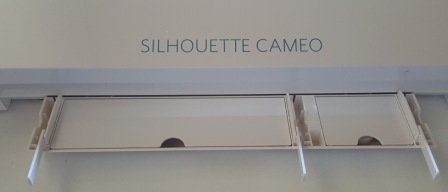 SILHOUETTE CAMEO 3 - Rolle