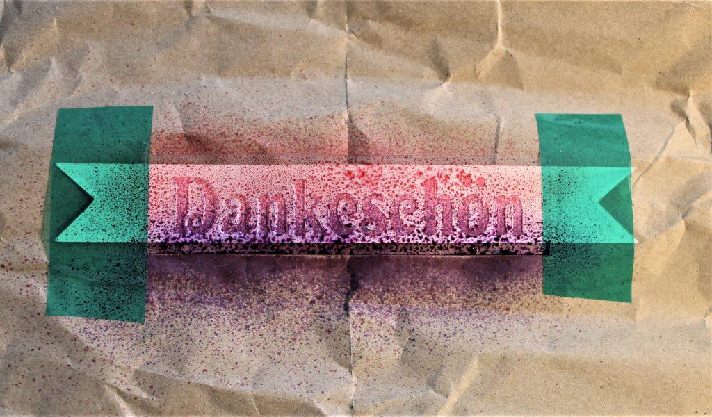 Nach Airbrush Marker Anwendung