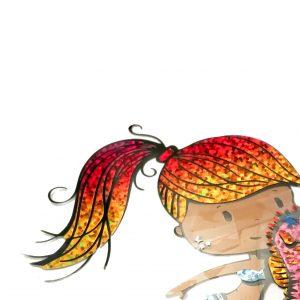 Meerjungfrau Folien