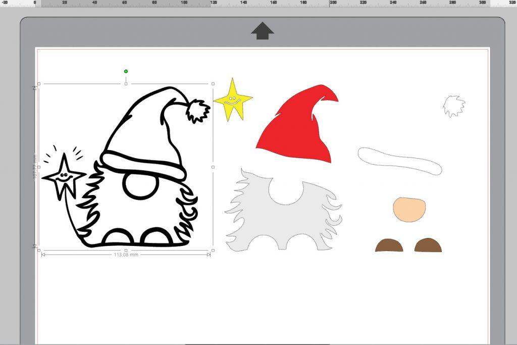 Screenshot Weihnachtswichtel