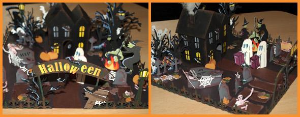 Gewinnerin unseres Halloween Kreativ-Wettbewerbs