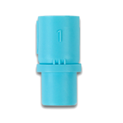 Universal-Stifthalter mit 3 Kunststoffkappen Adapter