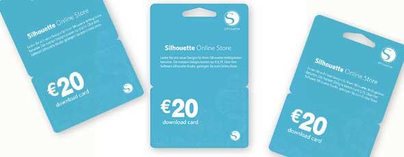 Neue Silhouette Downloadkarte verfügbar!