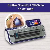 Brother ScanNCut CM-Serie Workshop
