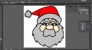 Weihnachtsmann um eigene Apllikationen herstellen zu können in AI
