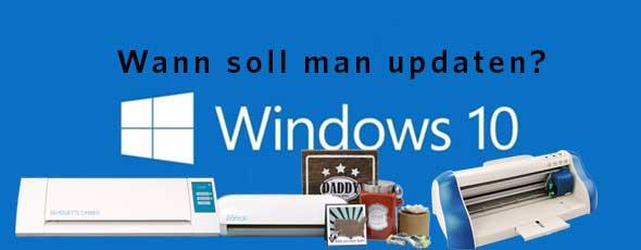 Wichtige Info zu Silhouette Studio und Windows 10