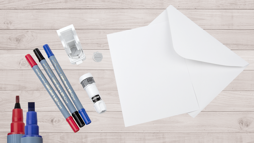 Kalligrafie Starter Kit - Zubehör