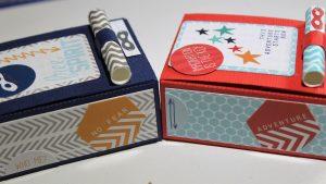 Geschenkboxen - Fertig