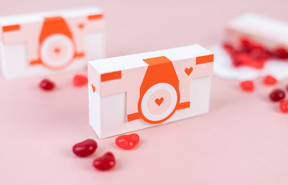 Ob 2D oder 3D – erstellen Sie tolle Verpackungen, Geschenkideen und vieles mehr.