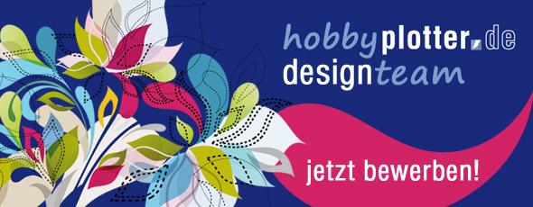 Call for Hobbyplotter Designteam 2015