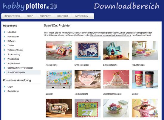 hobbyplotter.de downloadbereich